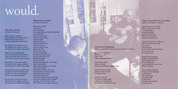 2xCD booklet 8-9, US